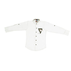 MashUp force trendy digital patch shirt - mashup boys