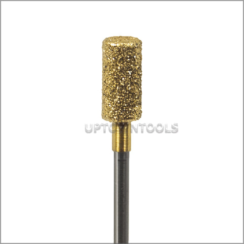 DEDECO GOLDIES DIAMOND COATED BUR #2551-fine