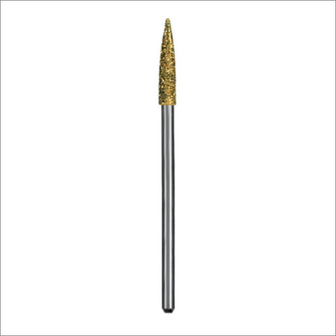 DEDECO GOLDIES DIAMOND COATED BUR #2604 - fine / Sold individually