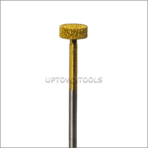 DEDECO GOLDIES DIAMOND COATED BUR #2610 - fine