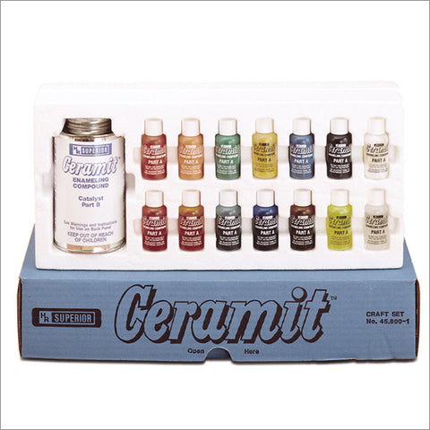 Ceramit ENAMEL KIT
