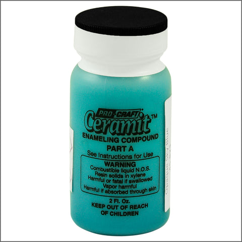CERAMITATION COLORS-2 OZ OP SKY BLUE.