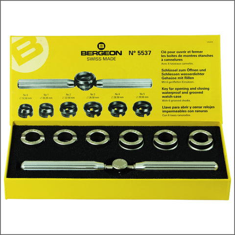 BERGEON WATCH CASE OPENER