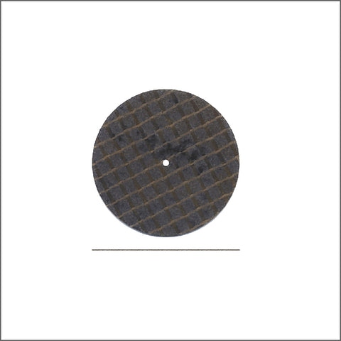 "FIBER CUT DISCS SILICON CARBIDE (7/8"" x .009"")"