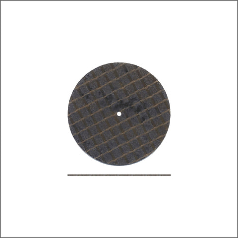 "ELITE FIBer-CUT DISCS SILICON CARBIDE (7/8"" x .015"")"