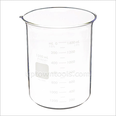 BEAKER-PYREX 1500 ML