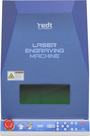 L-100 Fiber Laser Engraving & Cutting system by Best Built