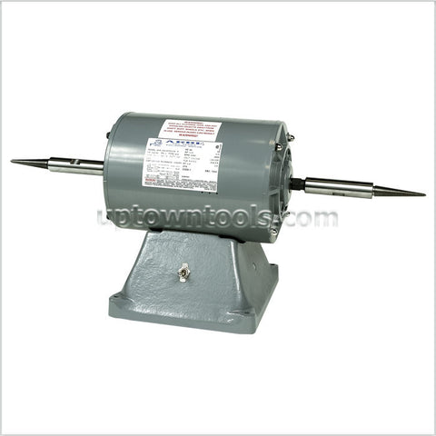 ARBE 1/2 hp  DOUBLE SPINDLE PRO-SERIES POLISHING MOTOR