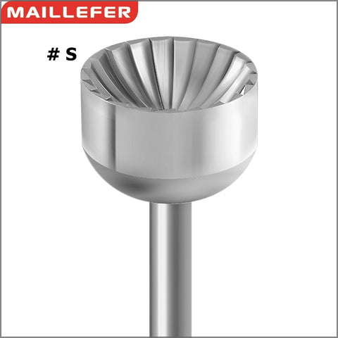 MAILLERFER CUP BUR   ( #S ) SIZE:008-050