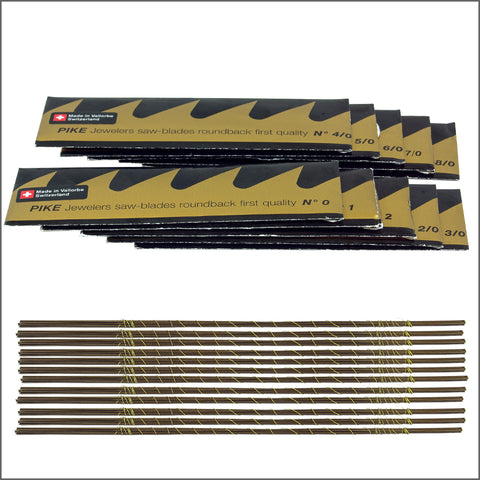 SWISS PIKE SAW BLADES