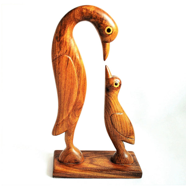 Birds Motherhood sculpture decor