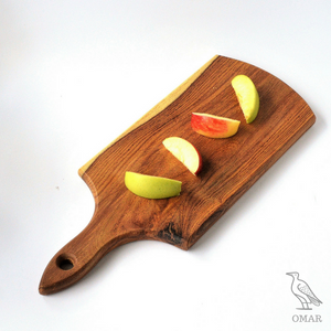Rectangle fruit serving board