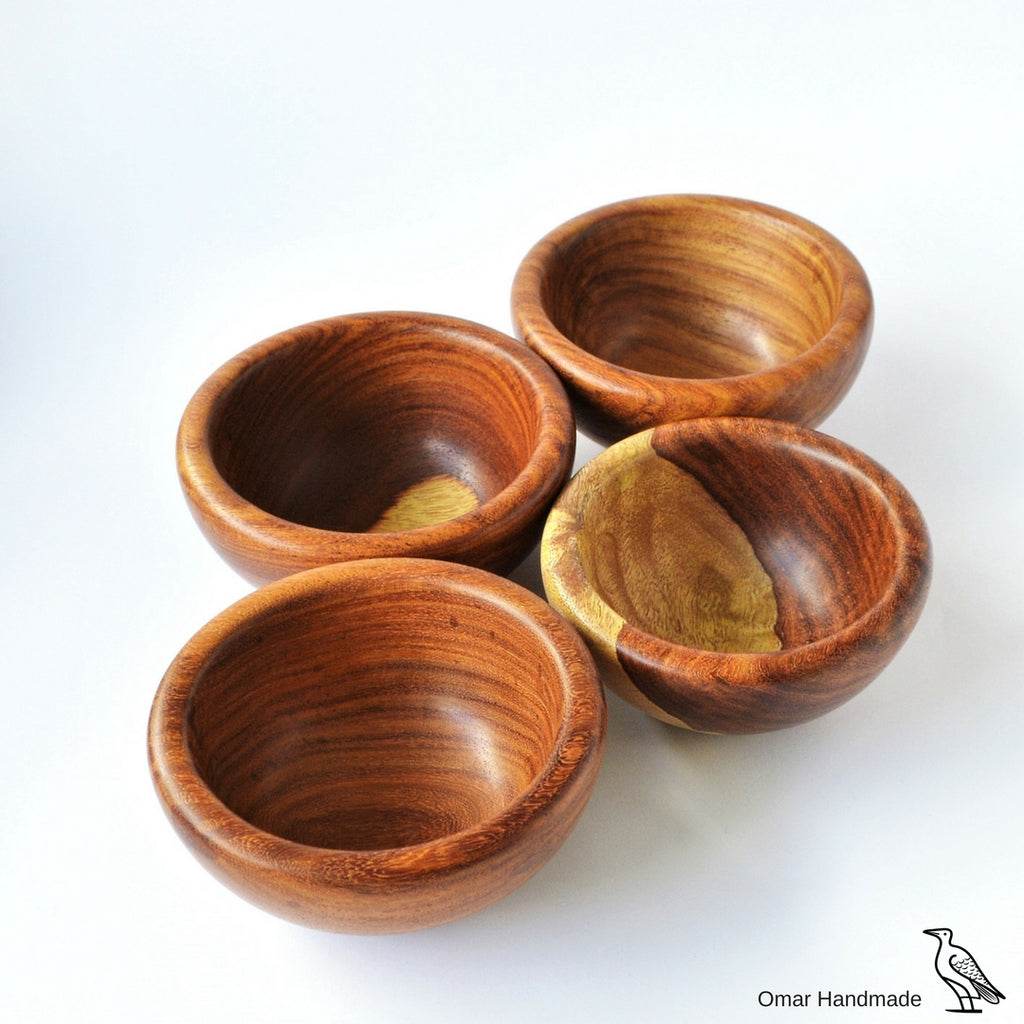 Handmade Wood Soup Bowls Wooden Salad Bowl Wooden Plateegypt