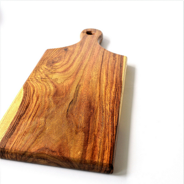 Rectangle serving board