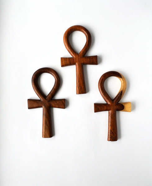 Ankh key wall decor, Egyptian Key of life, 8 inches, Ankh-Taste