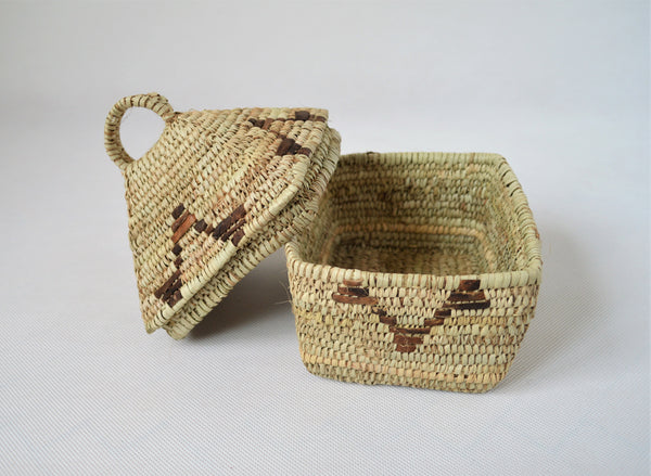 Woven box David star