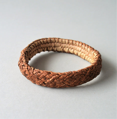 Shaleteen leather bangle