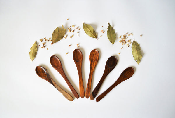 Small spoons, Spices spoons