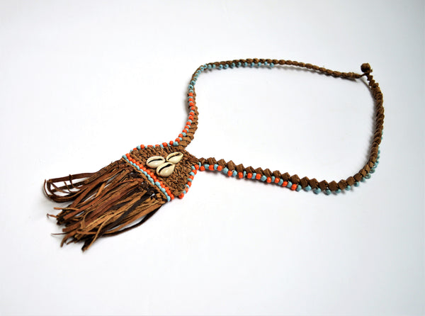 Ethnic jewelry, African necklace