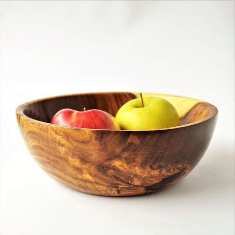 Large fruit bowl