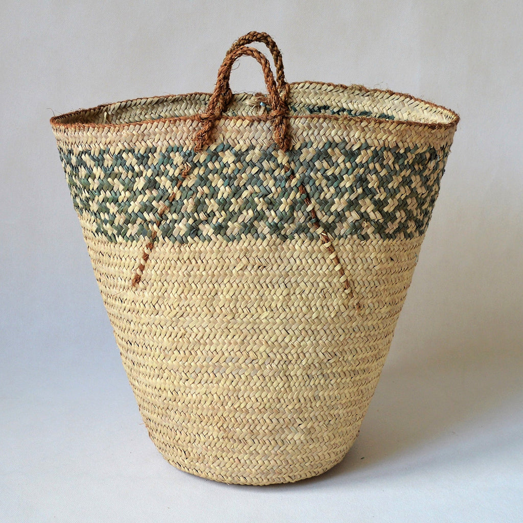 Nubian Vintage basket, Super large