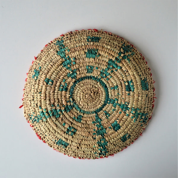 Bohemian wall decor Plate Mandala