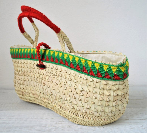 Summer handbag, Beach bag