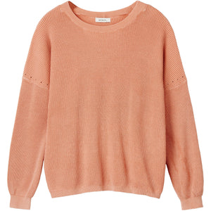Sandwich Clothing | Rib Knit Jumper - BOUTIQUE ELEVEN