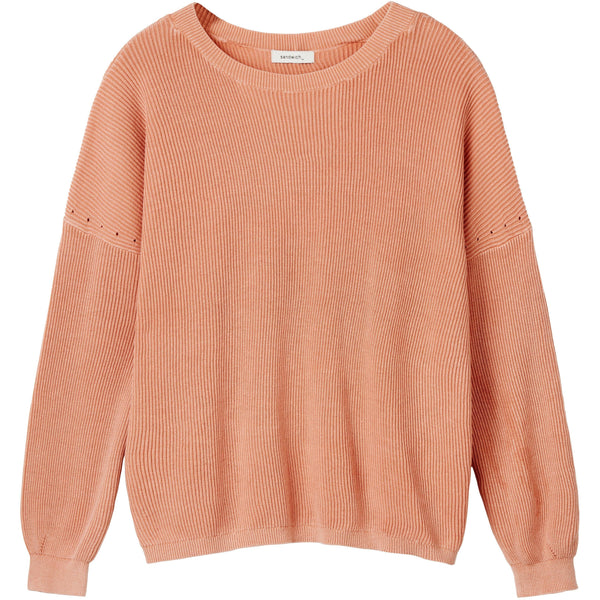 Sandwich Clothing | Rib Knit Jumper KNITWEAR