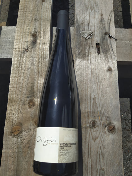 Jean Marc Dreyer Gewürztraminer Maceration 2018