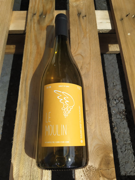 Le Raisin a Plume Le Moulin 2019