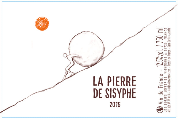 Les Bories Jefferies La Pierre De Sisyphe 2015 Magnum