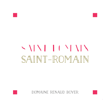 Renaud Boyer Saint Romain Rouge 2018