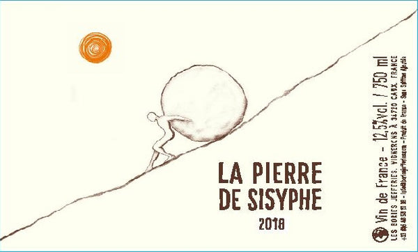 Les Bories Jefferies La Pierre De Sisyphe 2018