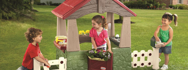 Playhouses: The Benefits for the Mental Development