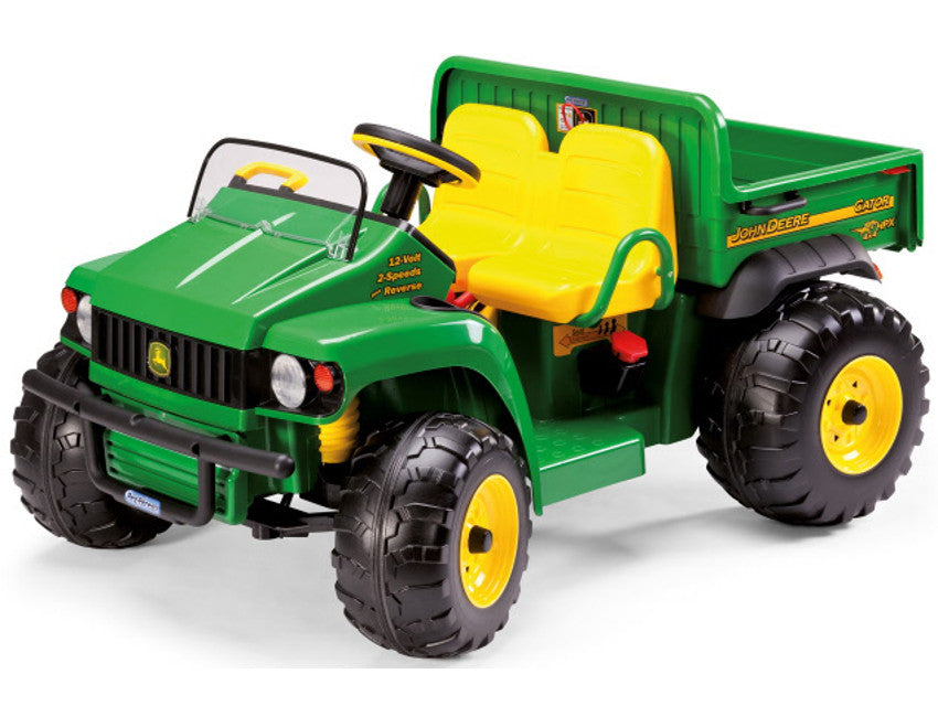 peg perego john deere gator hpx 12 volt igod0060 kids. Black Bedroom Furniture Sets. Home Design Ideas