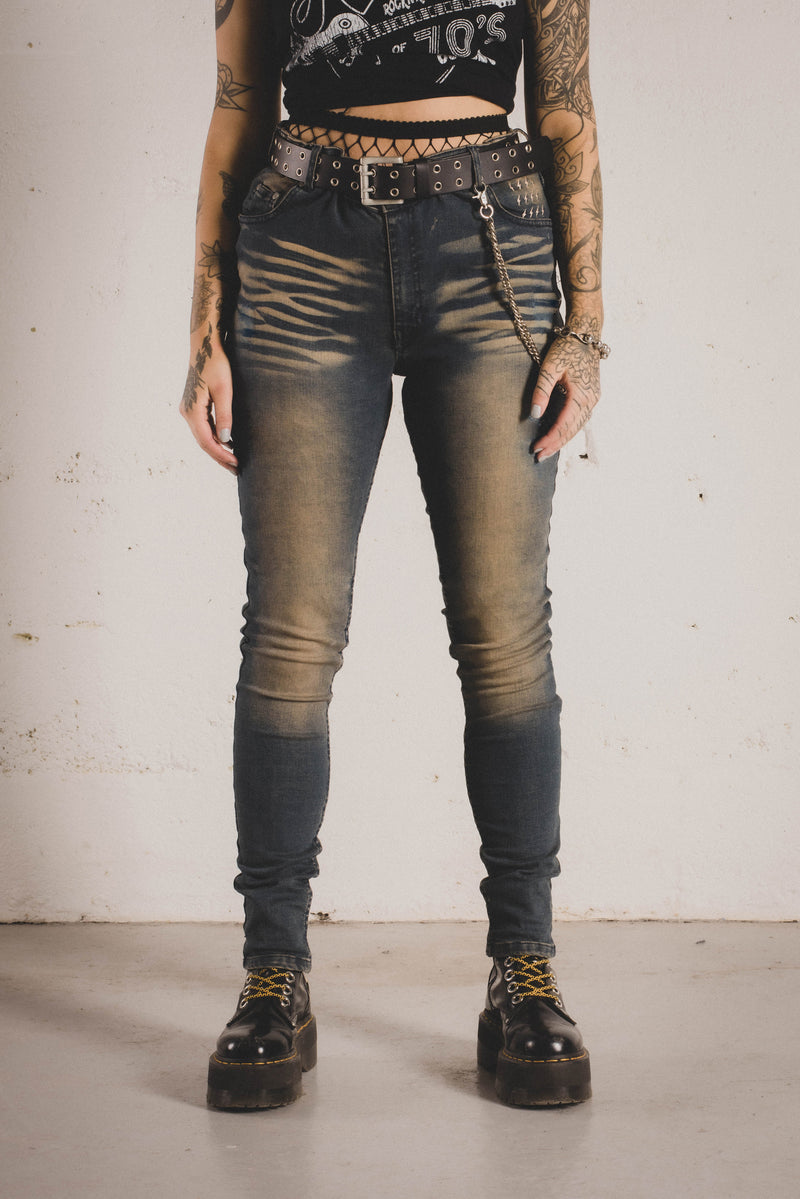 Iggy Jeans - Alive Denim, Rock n Roll Denim, Contemporary Denim Brand, Alive Denim Jeans Denim Jackets, Vintage T-Shirts and Vintage Hoodies