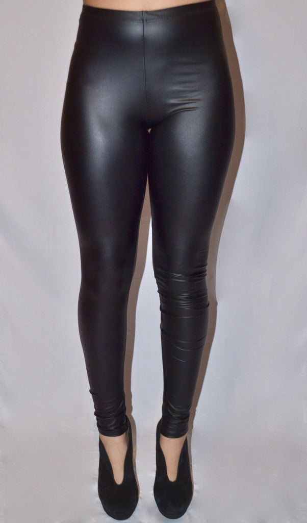 Faux leggings