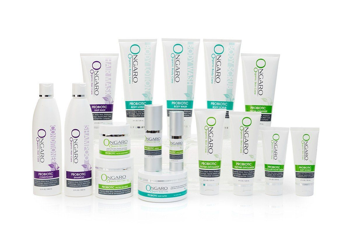 Ongaro Organic Skin, Body & Hair Care