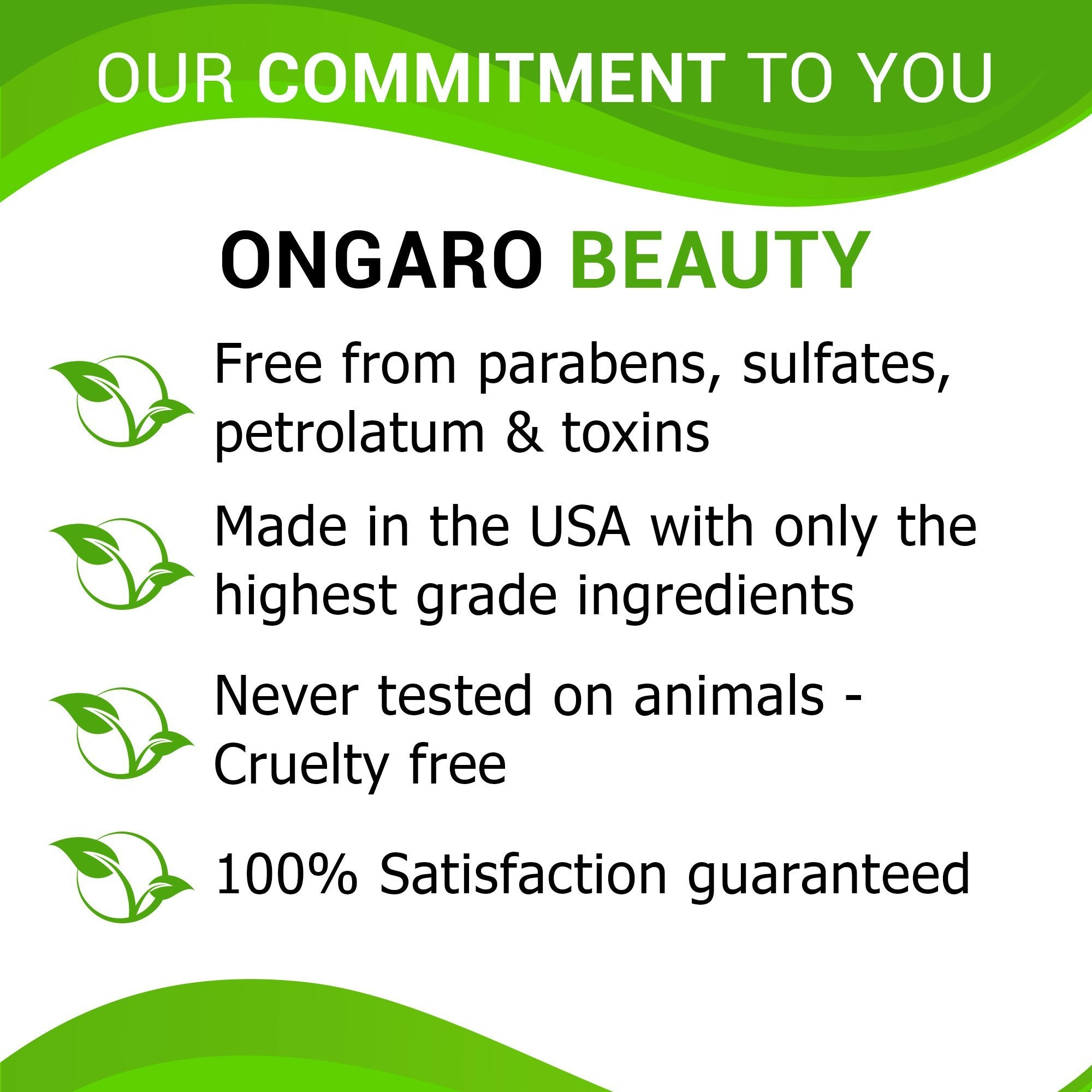 Enzyme Exfoliator | Ongaro Beauty 4oz
