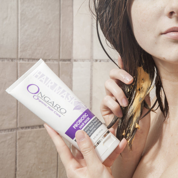 Probiotic Hair Mask | Ongaro Beauty 6oz Beauty Ongaro Beauty