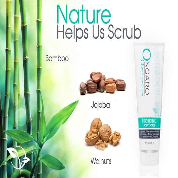 Probiotic Body Scrub