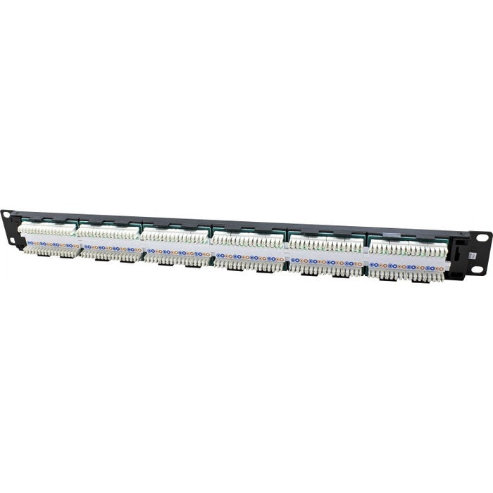 24 Port Cat5e UTP Patch Panel