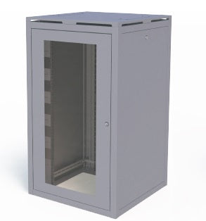 CCS 27u 800mm (W) x 600mm (D) Floor Standing Data Cabinet