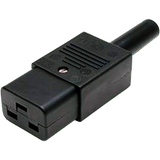 IEC C19 Female Rewireable Connector