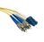 FC-LC Singlemode (9-125) Duplex Fibre Patch Lead - Datazonedirect