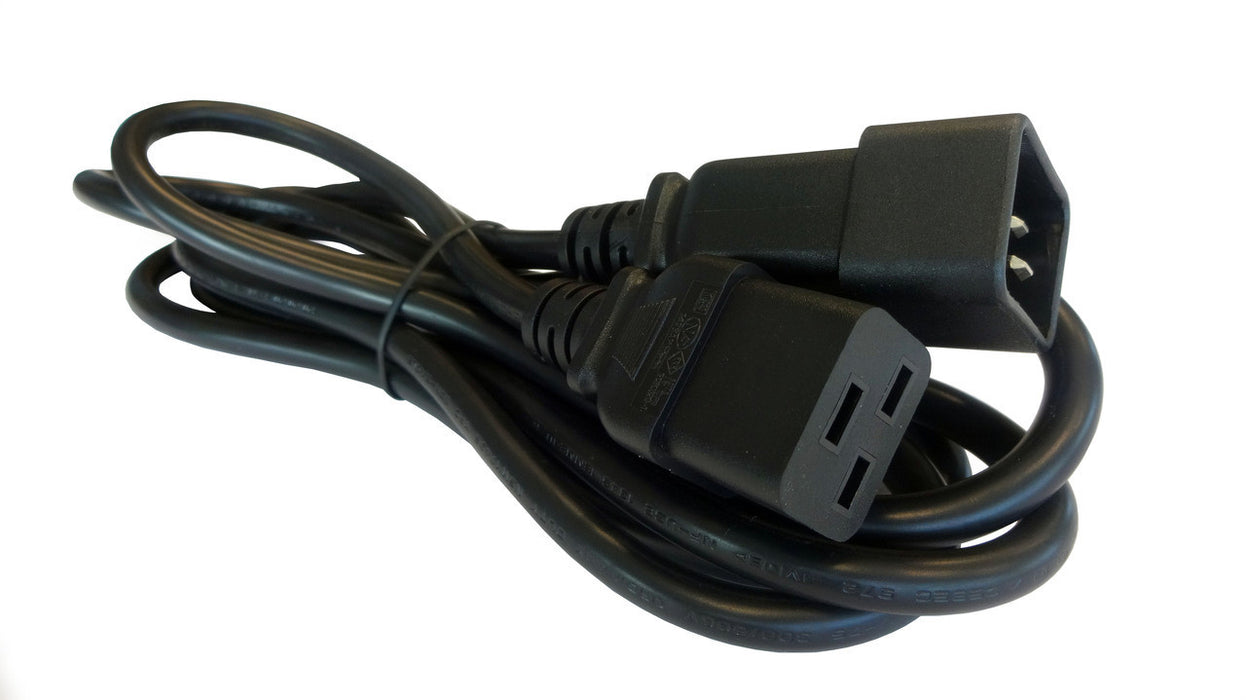 Datazone IEC C19-C20 Power Jumper Cables