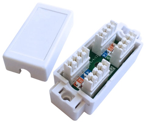 Cat6 4 Pair Junction Box