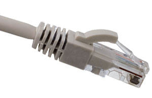 Cat5e U/UTP Snagless Patch Leads Flush Moulded PVC