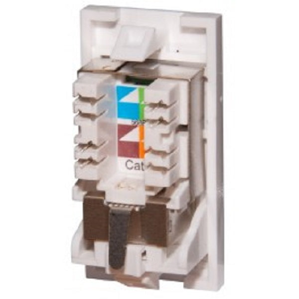 Cat6a F/FTP Outdoor External Socket to Socket Network Extension Kit